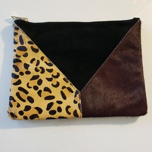Leopard multi Clutch, by Sole Society